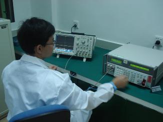 电学仪器校验检测室